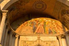 San marco bazyliki Zdjęcie Stock