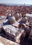 San marco bazyliki Wenecji Obrazy Royalty Free