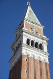 San Marco bell tower Royalty Free Stock Photos