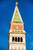 San Marco campanile Royalty Free Stock Photography
