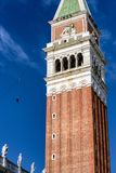 San Marco Campanile in Venice, Italy Royalty Free Stock Photography