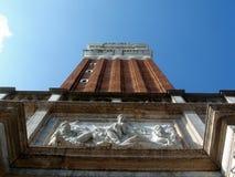 San Marco Campanilla Lizenzfreies Stockfoto
