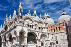 San Marco Cathedral Royalty Free Stock Images