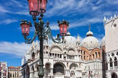 San Marco Cathedral Stock Photography