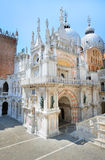San Marco cathedral in Venice Royalty Free Stock Images