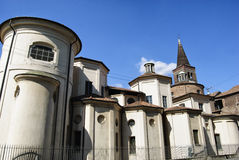 San Marco Church in Milan Stock Photos
