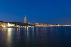 San Marco District Skyline Royaltyfria Bilder