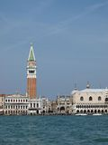 San Marco and The Doge's Palace, Venice Stock Photography