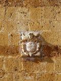 San Marco Lamis - en Italie Photographie stock