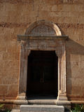 San Marco in Lamis - Italien Stockbild