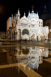 San Marco plaza stock photography