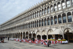 San Marco square Royalty Free Stock Image