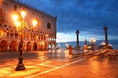San Marco Square Royalty Free Stock Photo