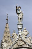 San Marco Square architecture detail Royalty Free Stock Photo