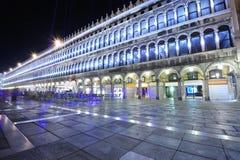 Free San Marco Square At Night Stock Photos - 27544783