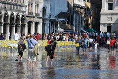 San Marco square Royalty Free Stock Photos