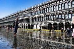 San Marco square Stock Image