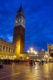 San Marco square, Venice Italy Stock Photography