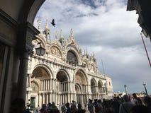 San Marco Square, Venedig Stockfotografie