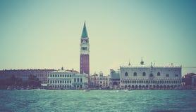 San Marco Square, Venetië stock afbeeldingen