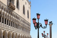 San Marco square, Venice Stock Photo