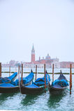 San Marco square in Venice Stock Photography