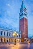 San Marco square, Venice Royalty Free Stock Photos