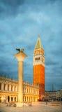 San Marco square in Venice, Italy Stock Image