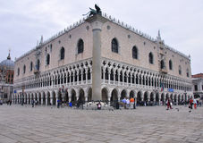San Marco square Royalty Free Stock Images