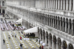 San Marco Square, Venice Stock Images