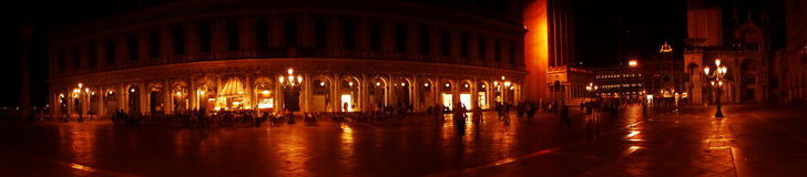 San Marco Square. Venice Italy Stock Photography