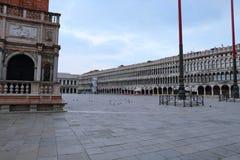 San Marco square, Venice. Italy vector illustration