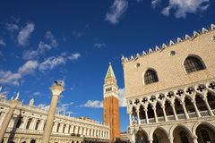 San Marco square. Venice. Italy. View of San Marco square. Venice. Italy Stock Images