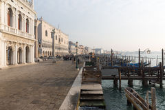 San Marco Square, Venice, Italy Royalty Free Stock Images
