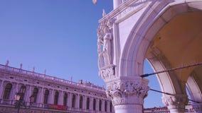 San Marco Tower de Veneza filme