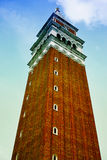 San marco tower Royalty Free Stock Photo