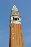 San Marco tower in Venice Stock Photo