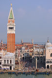 San Marco Venedig Stockfoto