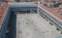 San Marco, Venetië Royalty-vrije Stock Afbeeldingen