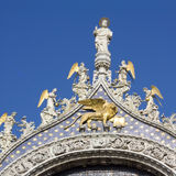 San marco in venice Stock Photography