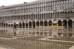 San Marco Venice Arkivbilder