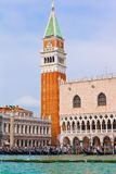 San Marco in Venice Royalty Free Stock Photos