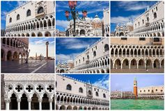 San Marco in Venice Royalty Free Stock Photography