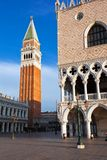 San Marco in Venice Stock Images