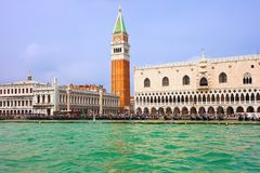 San Marco in Venice Royalty Free Stock Images