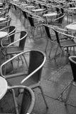 San Marco Venice Cafe Fotografia Stock Libera da Diritti