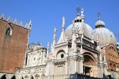 San marco Wenecja Fotografia Royalty Free