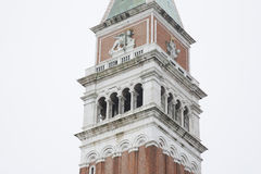 Free San Marcos Bell Tower - Campanile; Venice Royalty Free Stock Photography - 56655557