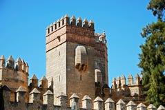 San Marcos Castle, El PUerto de Santa Maria. San Marcos castle (Castillo de San Marcos), El Puerto de Santa Maria, Cadiz Province, Andalusia, Spain, Western Stock Photo
