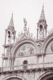 San Marcos Cathedral Church; Venice Stock Photos